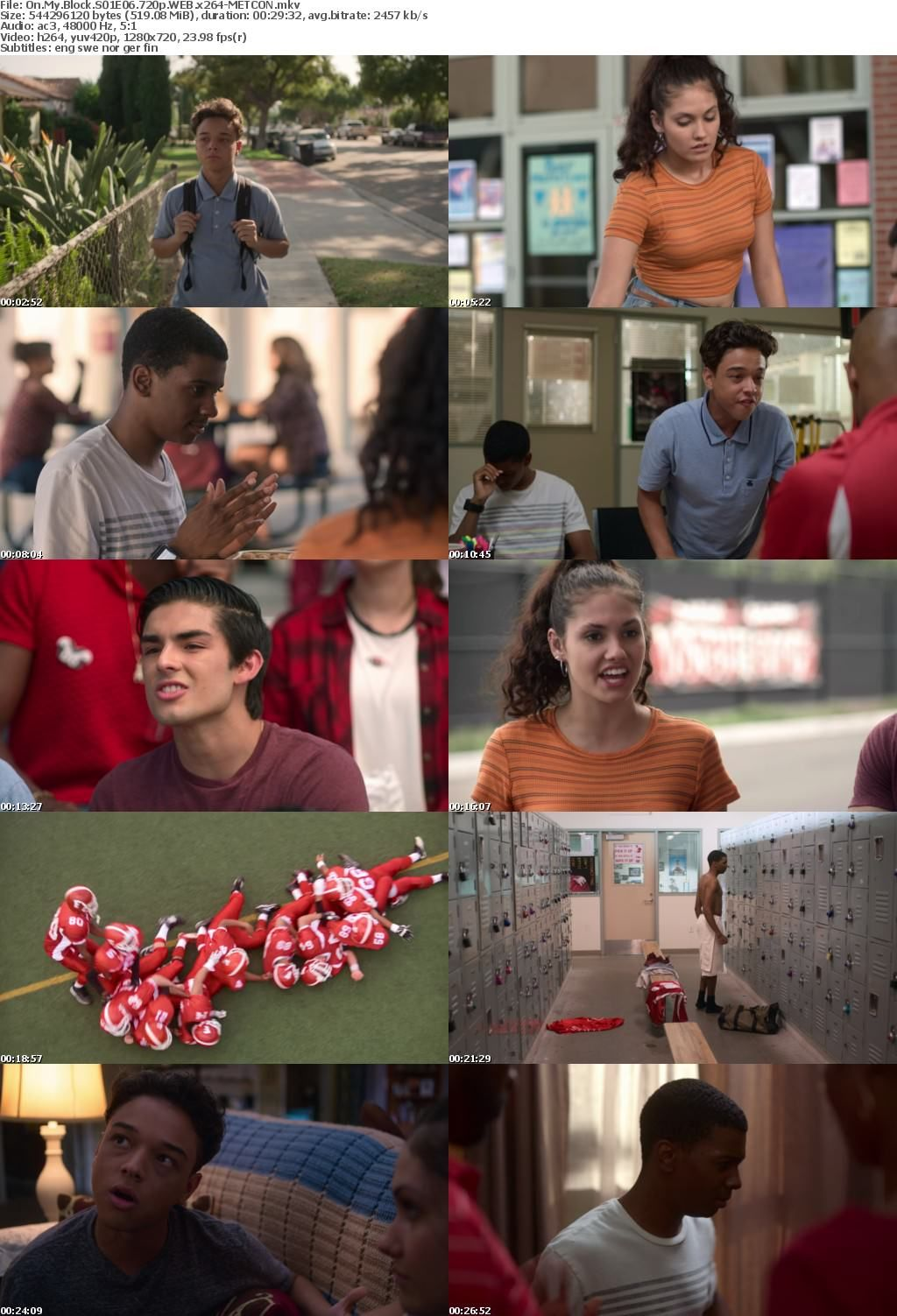 On My Block😭💖 Blocks, Tv shows, Movies and tv shows