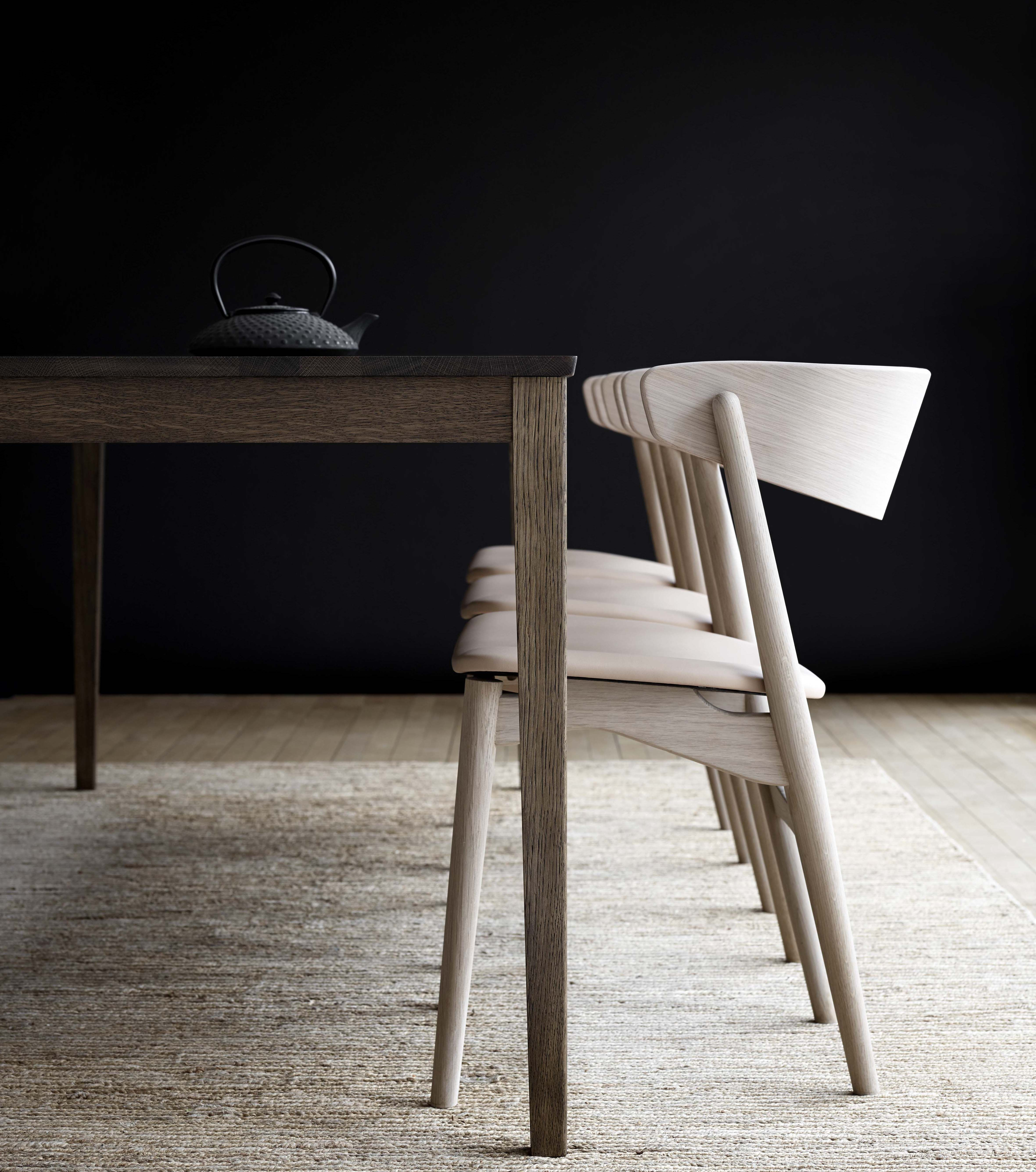 Sibast Furniture - No 7 Dining Chair - By Helge