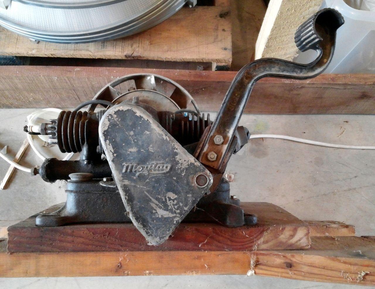 Cheyenne Country Maytag Model 72 Gas Engine Motor Hit