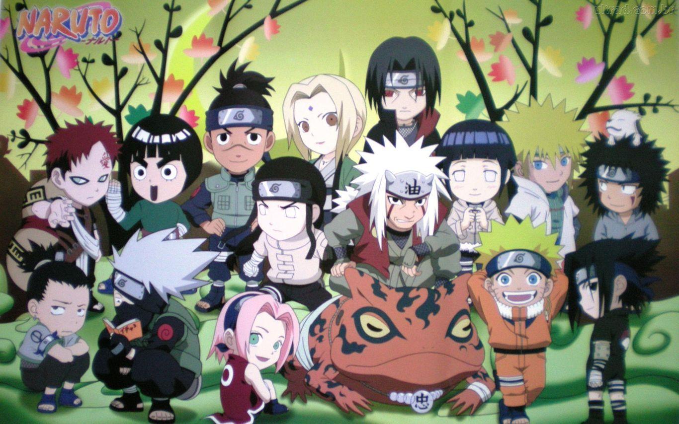 Gambar Meme Anime Naruto Medsos Kini