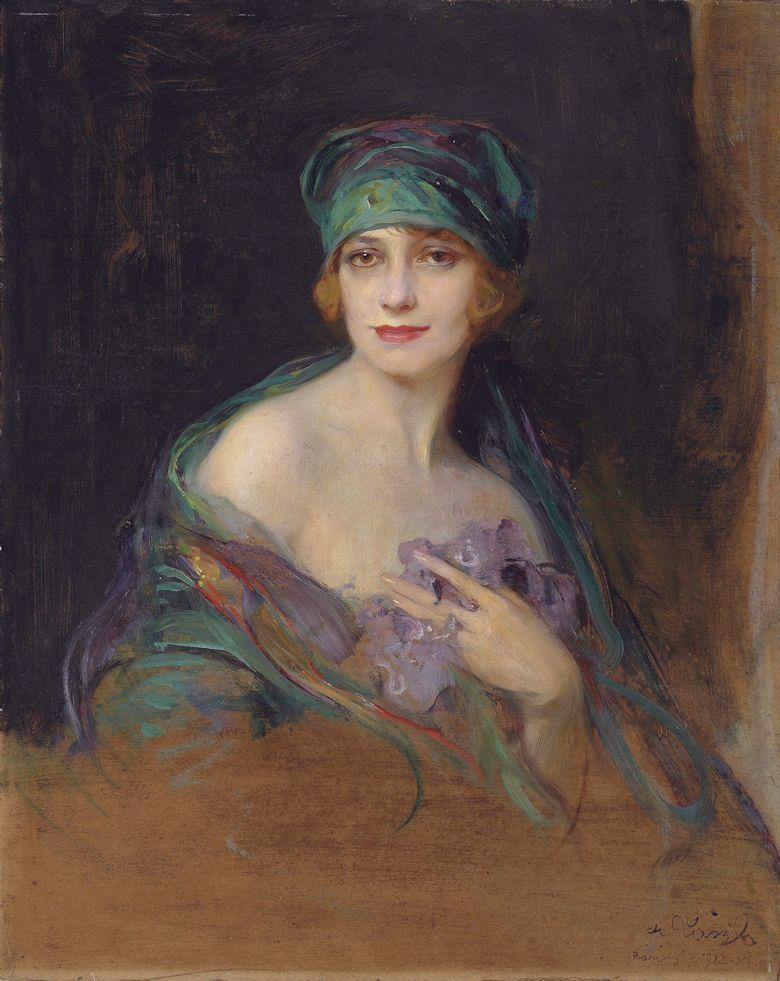 Maestros del retrato: Philip de László - Trianarts