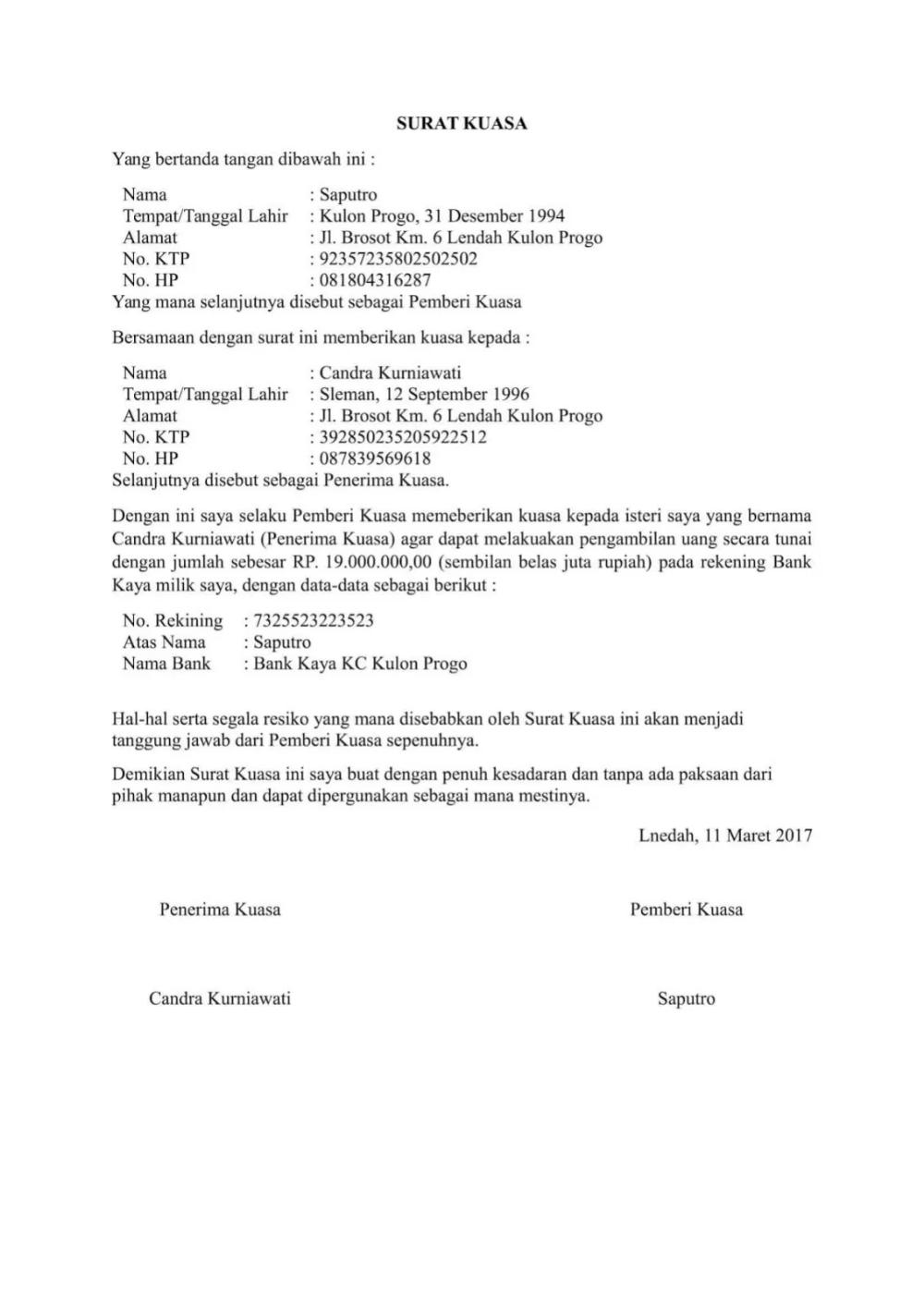 Surat Kuasa Pengambilan Barang : surat, kuasa, pengambilan, barang, Contoh, Surat, Kuasa, Pengambilan, Kuasa,, Surat,