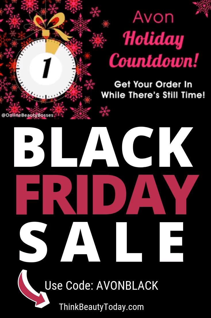 Don T Miss Avon Cyber Monday Deals Video Video Black Friday Makeup Black Friday Makeup