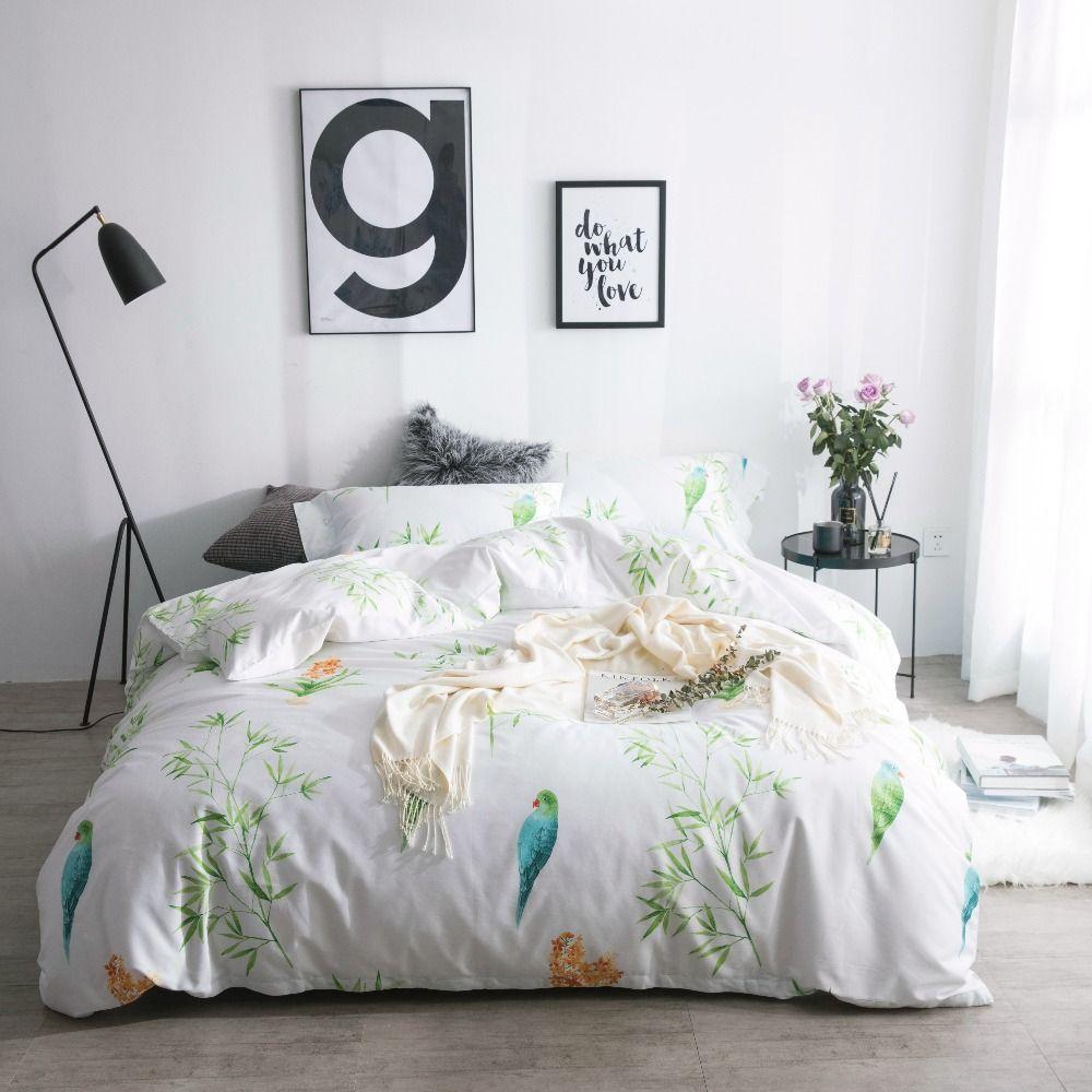 Bird Bedding Luxury Bed Linen Luxury Egyptian Cotton Bedding Queen Size Bed Spreads Satin Bedding Plant Bed Linens Luxury Satin Bedding Egyptian Cotton Bedding