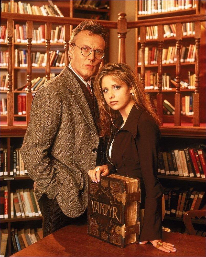 Buffy the Vampire Slayer Season 1 promo
