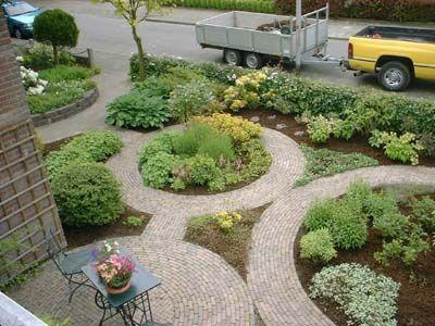 Mooie voortuinen foto 39 s google zoeken front gardens for Foto s voortuinen