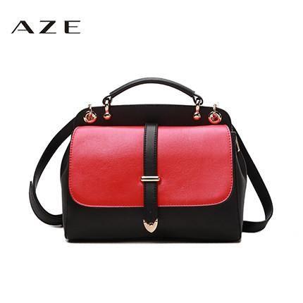 99eaff25795e Genuine leather vintage women handbag shoulder bag crossbody bag – Evergiftz