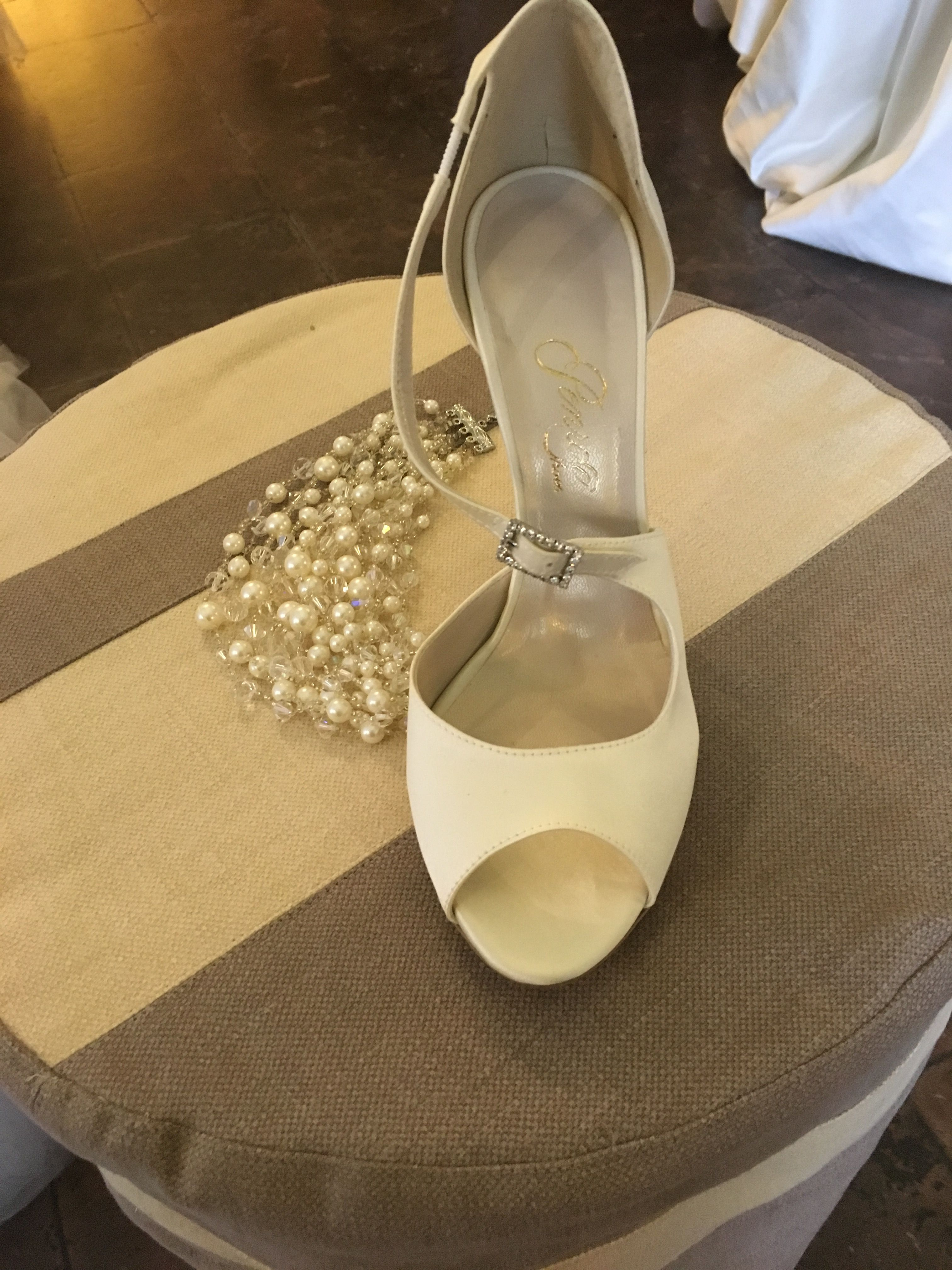 Scarpa atelier Liselotte con gioiello