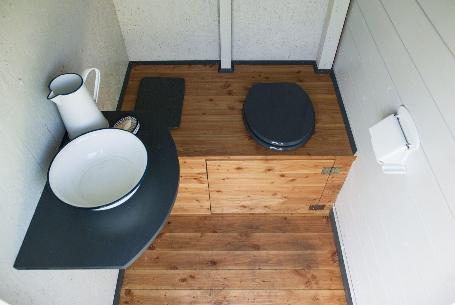 Unsere Toilette Im Schrebergarten Frau Meise Schrebergarten Gartentoilette Komposttoilette