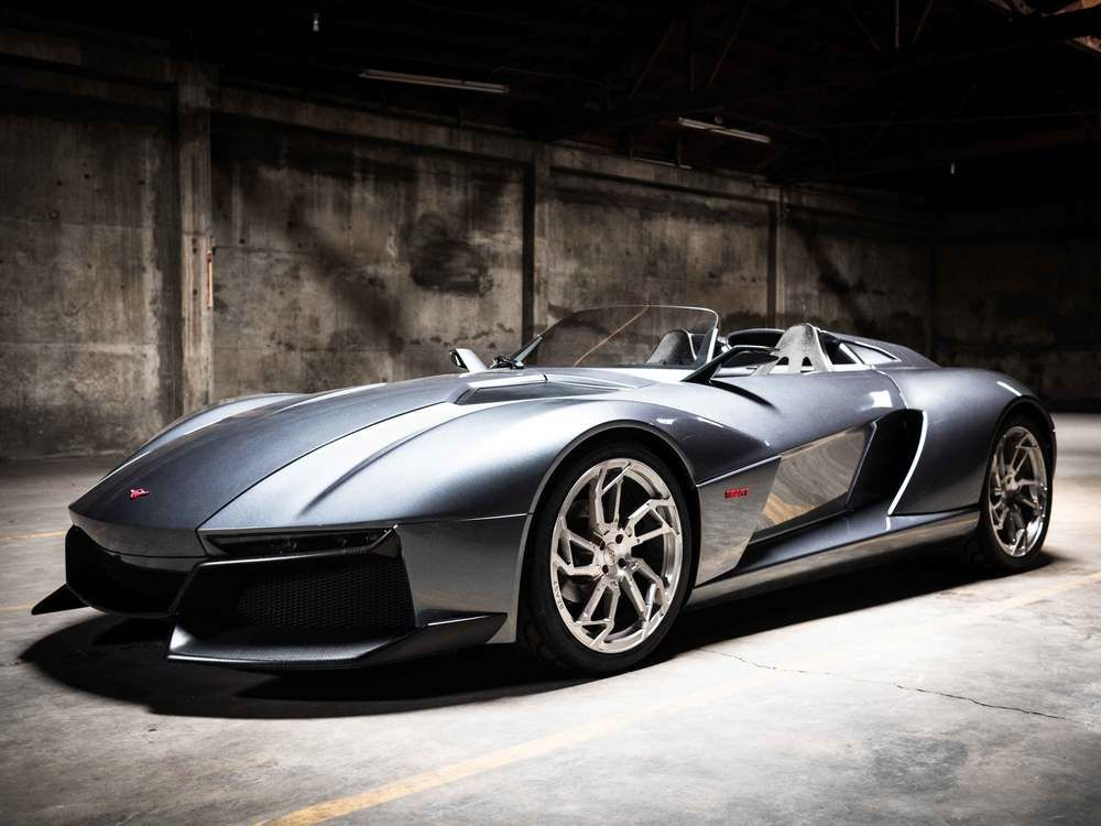 Feast Your Eyes On The Ravishing Rezvani Beast 車