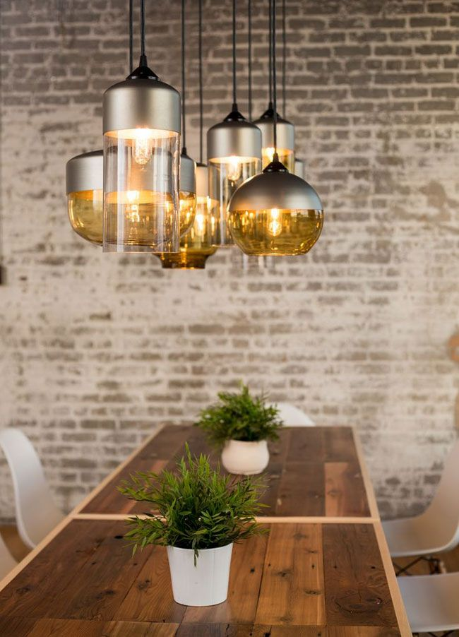 10 idées déco pour une belle salle à manger Salons, Lights and