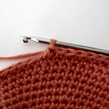 Lecon De Crochet Les Diminutions Invisibles Crochet Couture