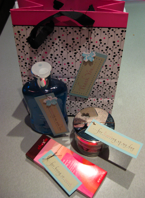 shower hostess gift love this its a very cute idea