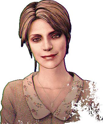 Mary Shepherd Sunderland From The Pachislot Game Silent Hill