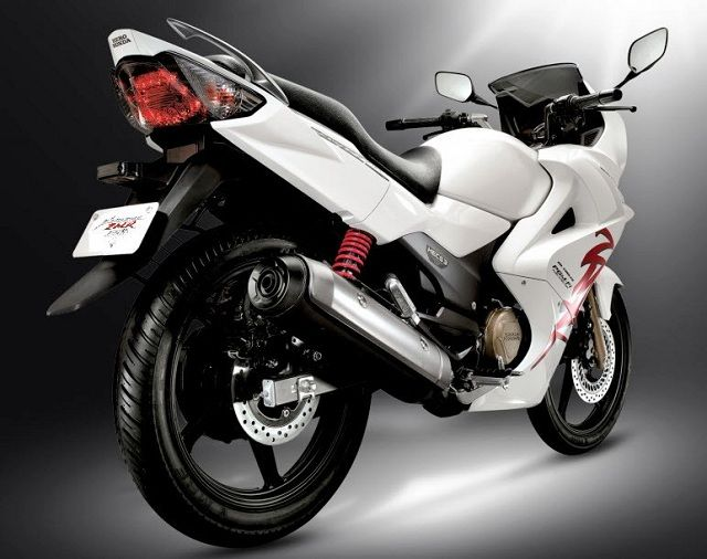 The New Hero Karizma R 2013 Much Like The Bigger Zmr Sports A