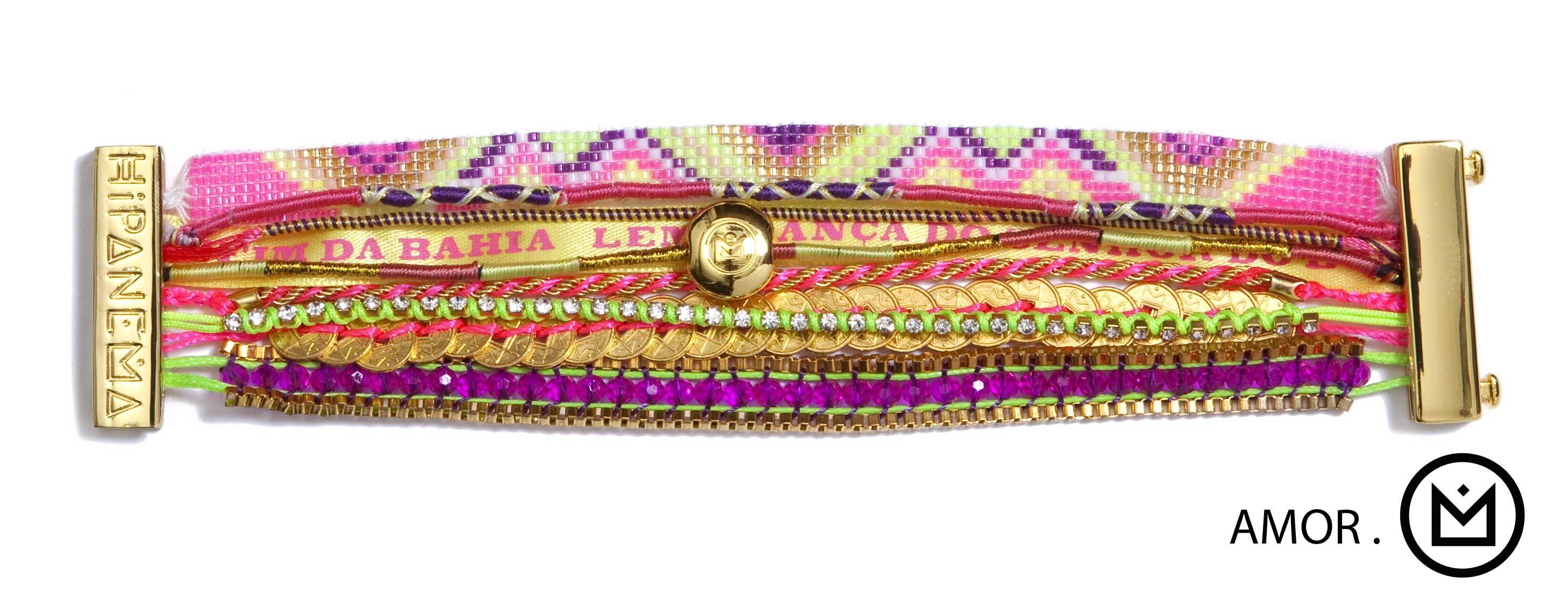 Hipanema Bracelet Amor