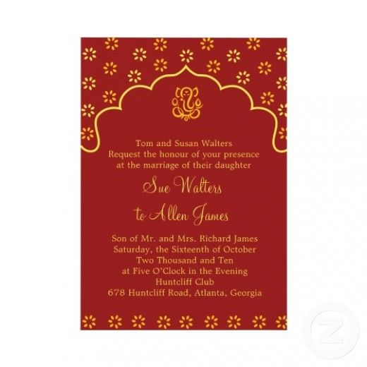 Indian Themed Wedding Ideas And Supplies Red Gold