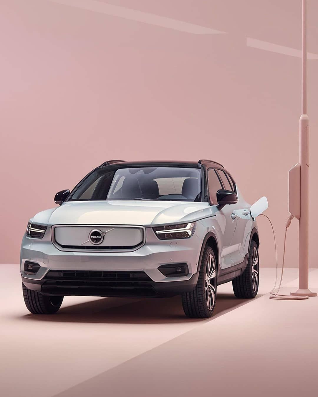 Repost Caranddriver Get Repost The First Volvo Ev Will Be This Xc40 Recharge Which Makes 408 Horsepower And Will Offer Up To 250 2020