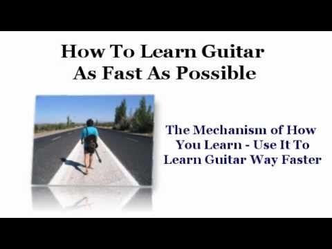 how your brain learns guitar for beginners learn to play fast youtube music notes on. Black Bedroom Furniture Sets. Home Design Ideas