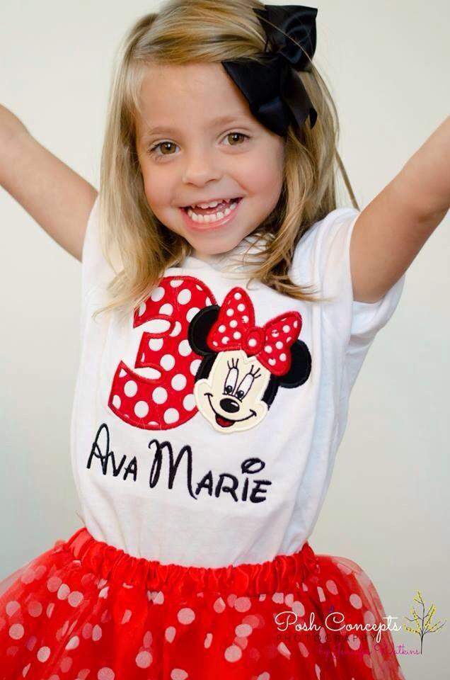 Cumpleaños de Minnie Mouse - Pintando una mamá | Pintando una mamá ...