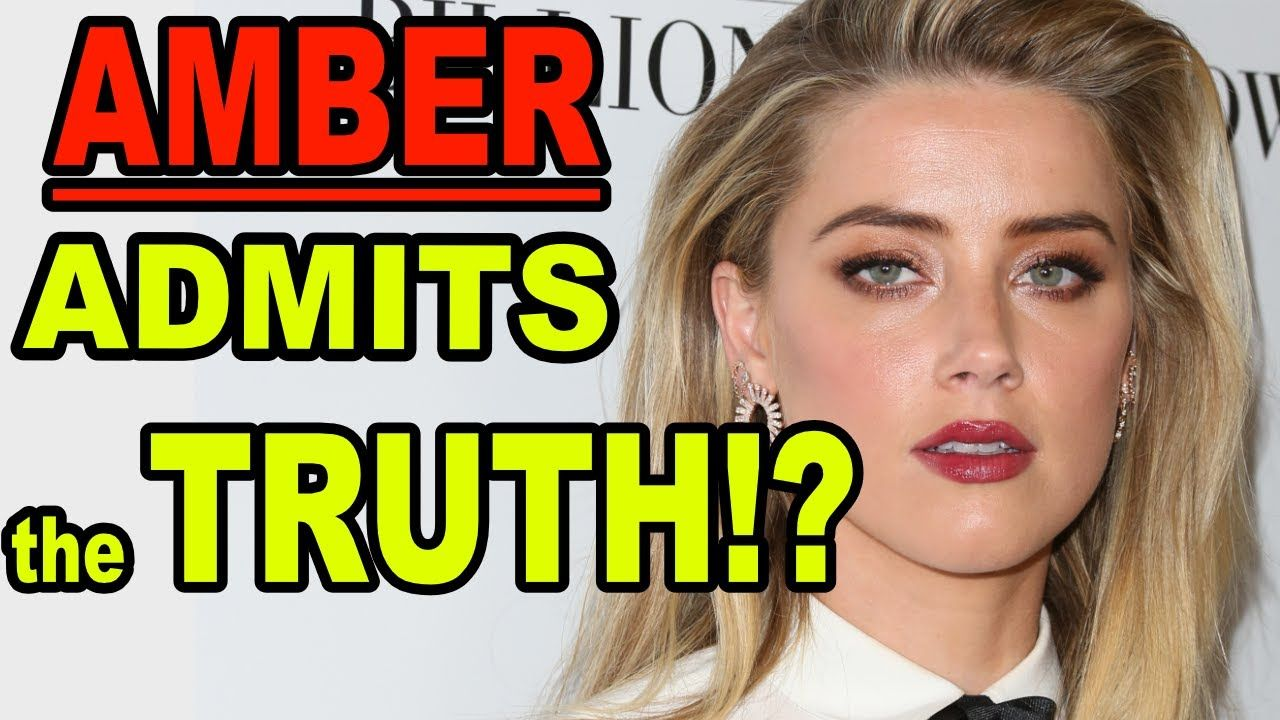 Amber Heard Straight Up Admits She Is A Fraud Newly Found Video Youtube Amber Heard Amber Superhero Memes