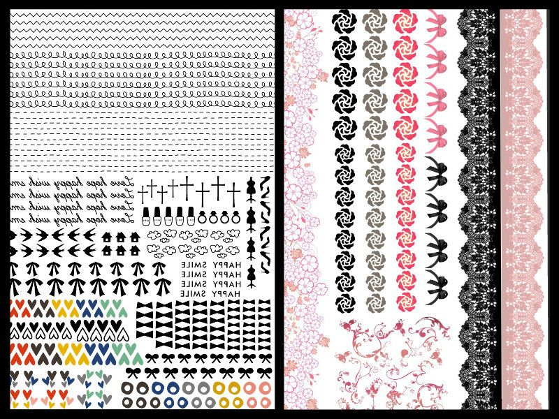graphic relating to Printable Nail Decals identify printable nail decal - on your own comprise toward help save it in direction of your Laptop or computer generate