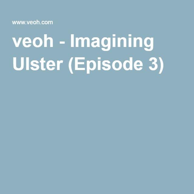 Imagining Ulster Episode 3 Meghan Trainor Ulster Episode