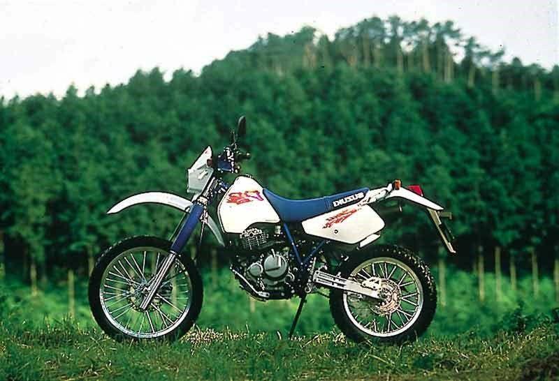 Suzuki Dr350 1992 1999 Review
