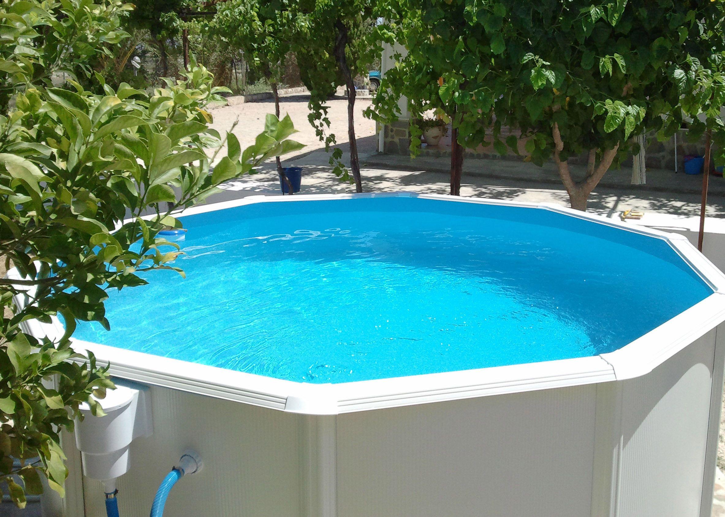 Piscina toi serie magnum 350x132cm piscinas elevadas for Piscinas online ofertas