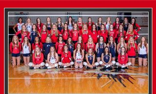 Grapevine Texas High School Volleyball Team Texas High School Volleyball Team Keep Up