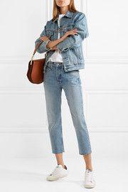 FRAME – Le Garcon slim boyfriend jeans