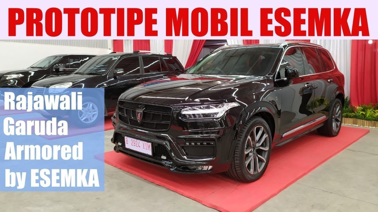 Eksklusif Gooto Deretan Prototipe Mobil Esemka Ada Yang Antipeluru Mobil