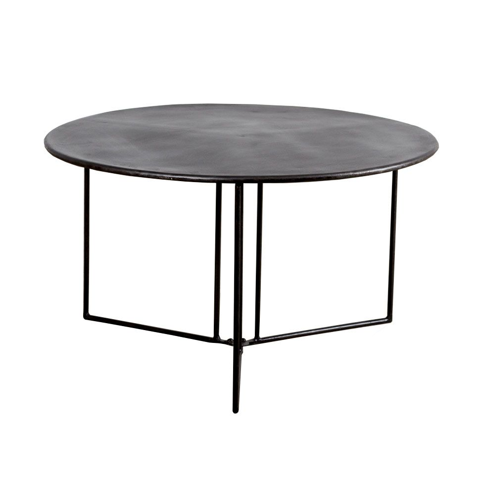 We Love The Clean, Modern Design Of The Kensington Coffee Table. The  Contrast Of The Perfectly Rounded Top And The Straight, Parallel Legs Adds  A Beautiful ... Gallery