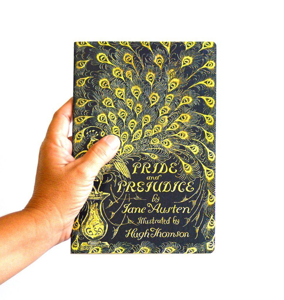Pride Prejudice Large Sewing Binding Book Lovers Gifts