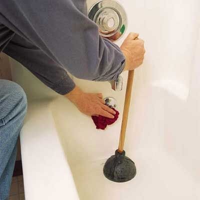 How To Clear Any Clogged Drain Nice Ideas