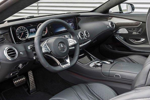 2015 mercedes benz s65 amg coupe interior