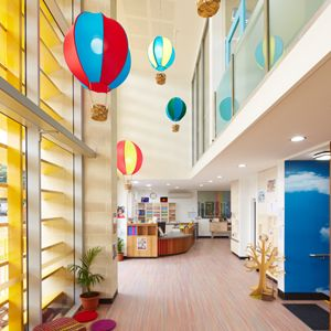 Child Care Centre In Brisbane Designed From Kids Perspective But Uses Grown Up Materials