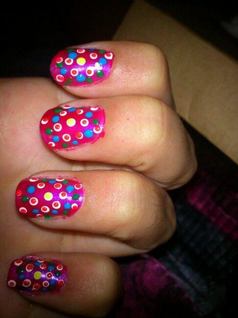 Mis uñas...