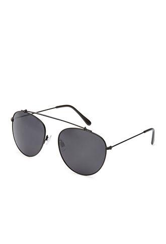 Cutout Bridge Sunglasses | FOREVER21 - 1000125007