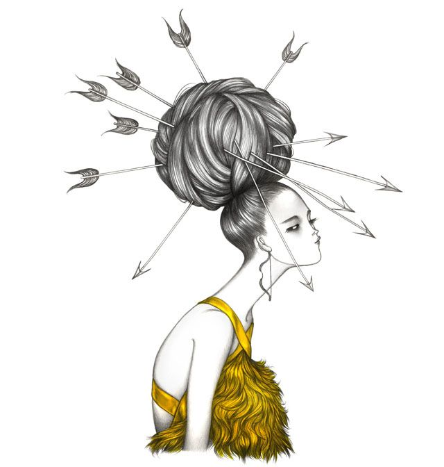 Laura Laine´s illustration