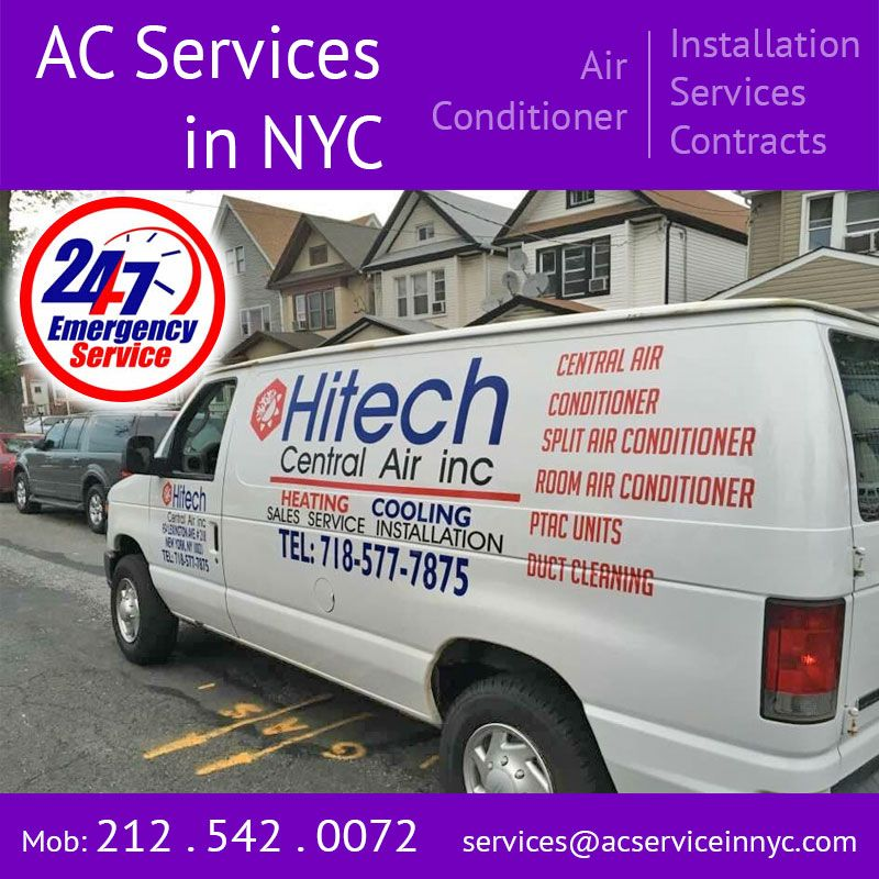 Air Conditioning Installation Cleaning Emergency Repair