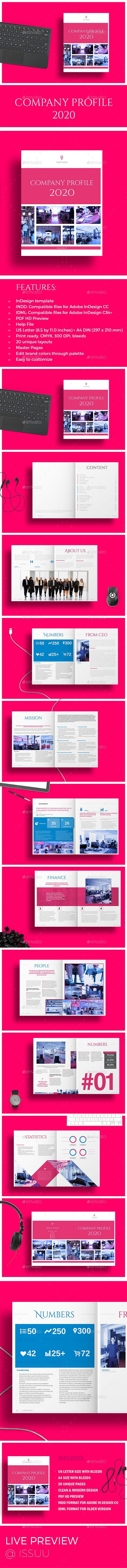 Company Profile 2020 | Publicitaria