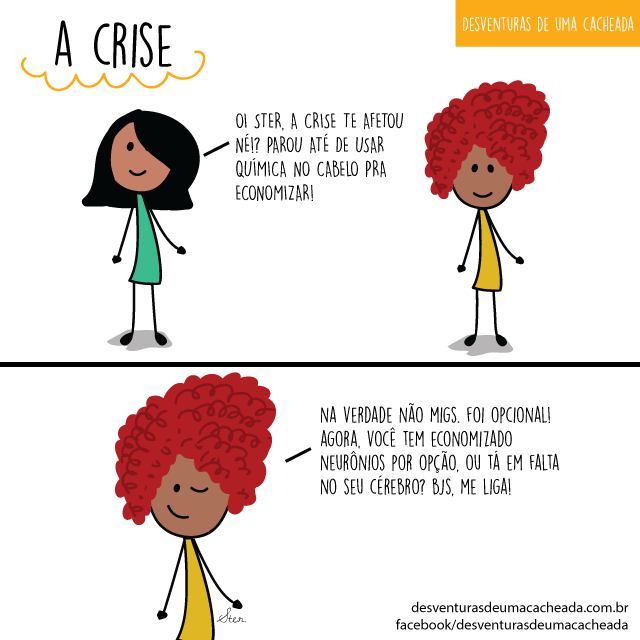 A Crise Em 2019 Cabelo Cacheado Frases Sobre Cabelo