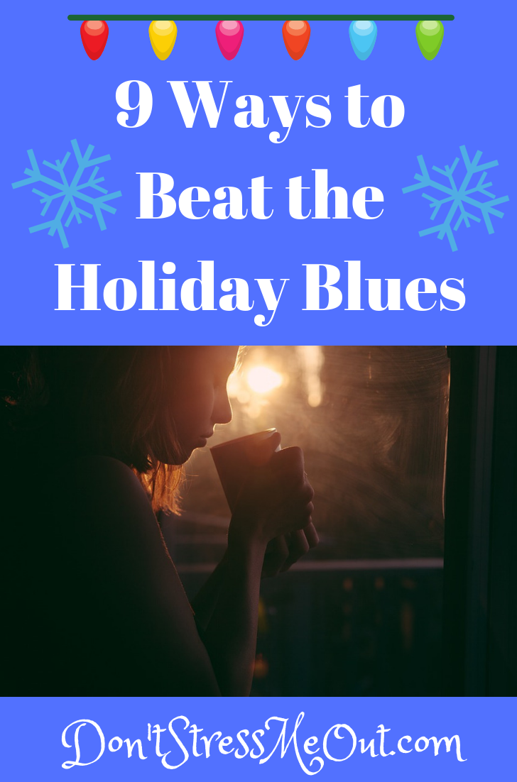 Ways nine to beat the holiday blues images