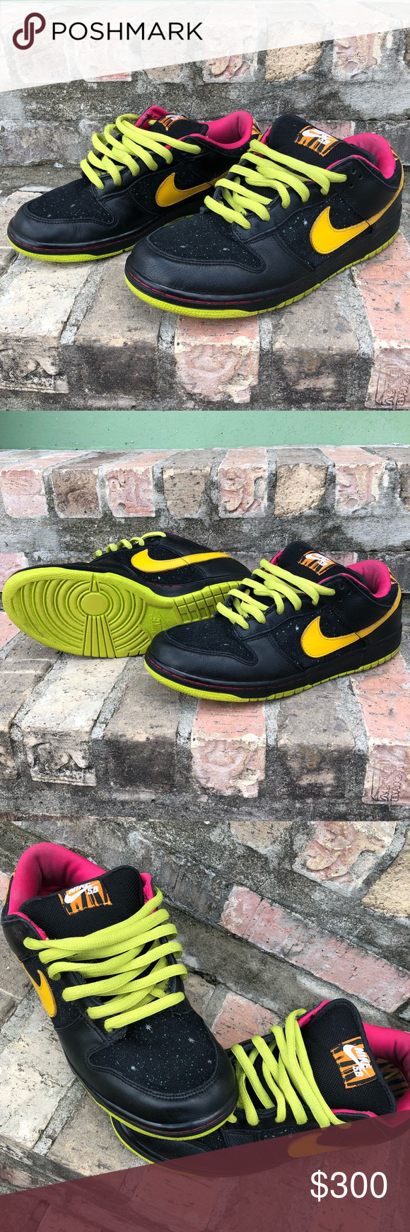 e7a96981 Nike SB dunk low Space Tigers 🐯 Excellent condition Nike SB Space Tigers.  Worth $750 brand new on StockX. These are excellent quality. Make me an  offer!