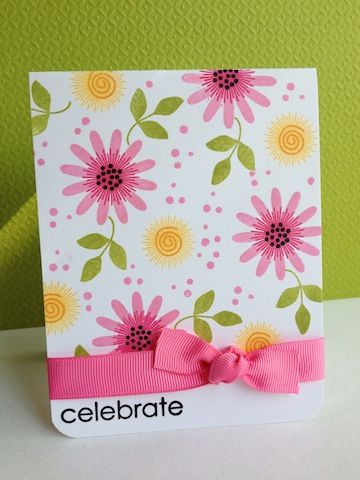 March 2013 elebrate by lisaadd - Cards and Paper Crafts at Splitcoaststampers
