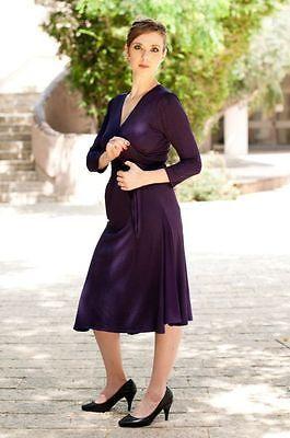 7193a4e72293e Dresses 15752: Maternity Pregnancy Clothes Breastfeeding Nursing Imahot  Moran Winter Dress New -> BUY IT NOW ONLY: $75 on eBay!
