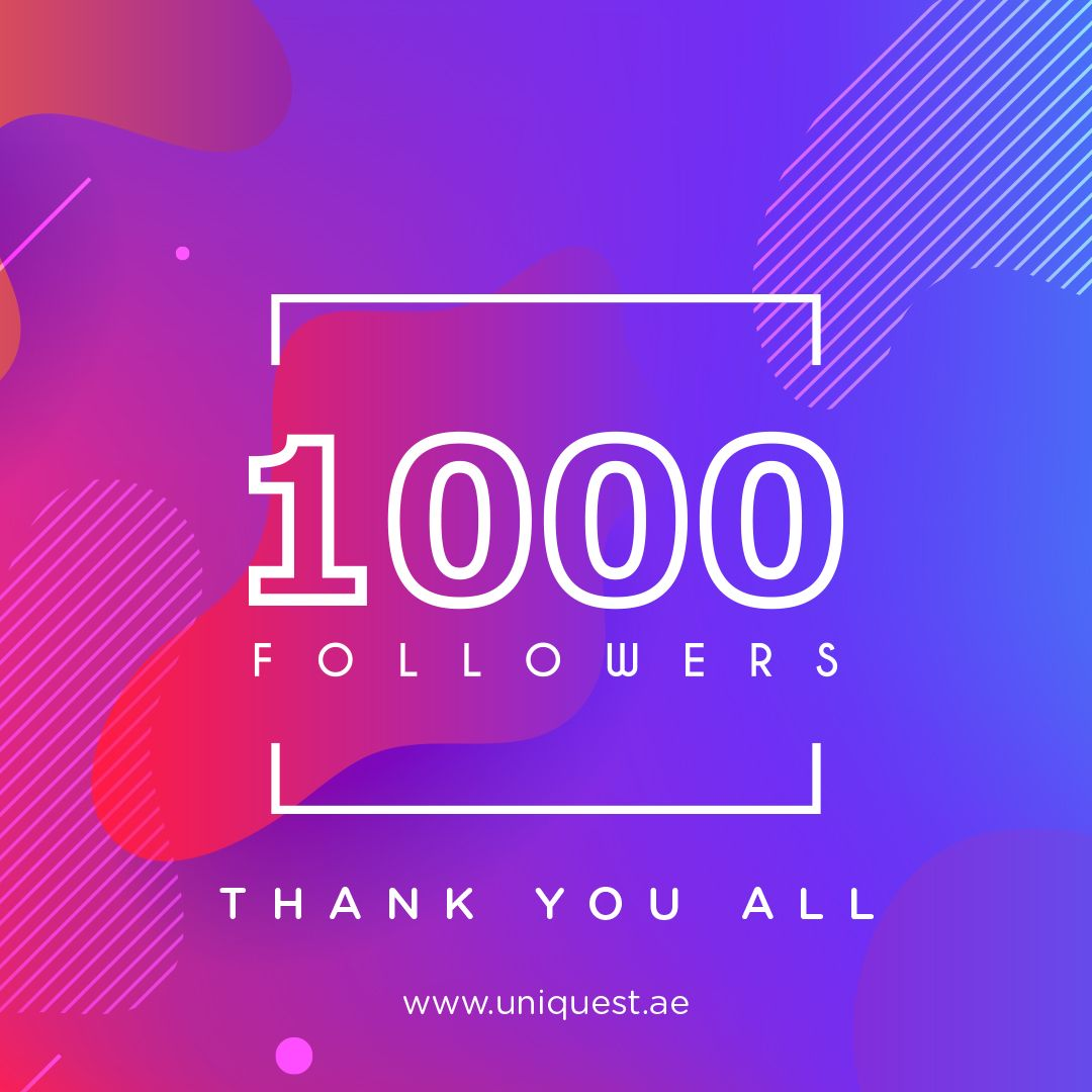 600 followers on instagram on behance Celebrating A Milestone Today We Just Hit 1 000 Followers On Our Instagram Account Uniquestcreates Thank U So Much Instagram Accounts Encouragement