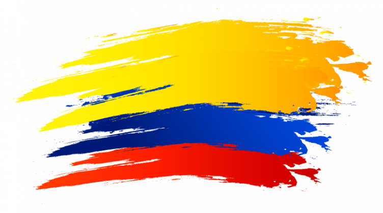 Pin By Aleex Carvajal On Alee Colombian Art Colombia Flag Abstract Artwork