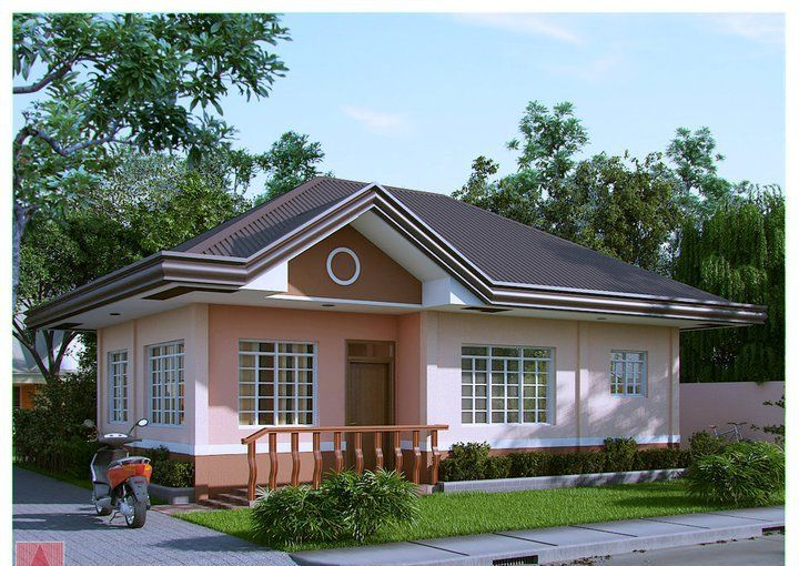 small house plans without garage #smallhouseplans House